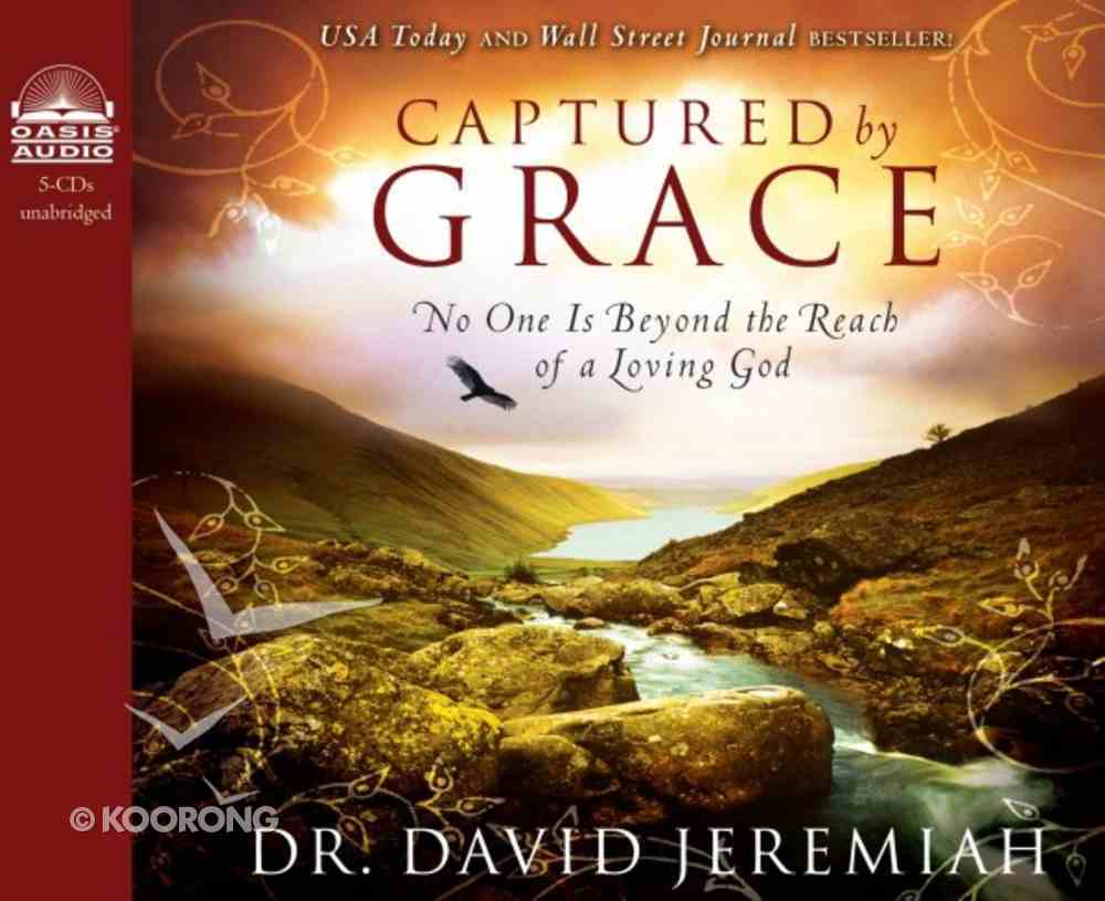 Captured By Grace (8 Cds Unabridged) CD