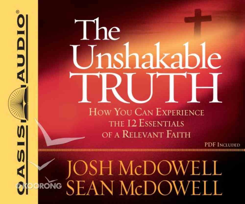 The Unshakable Truth CD