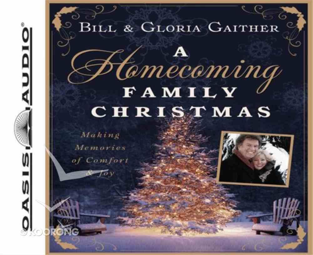 A Homecoming Family Christmas (4 Cds) CD