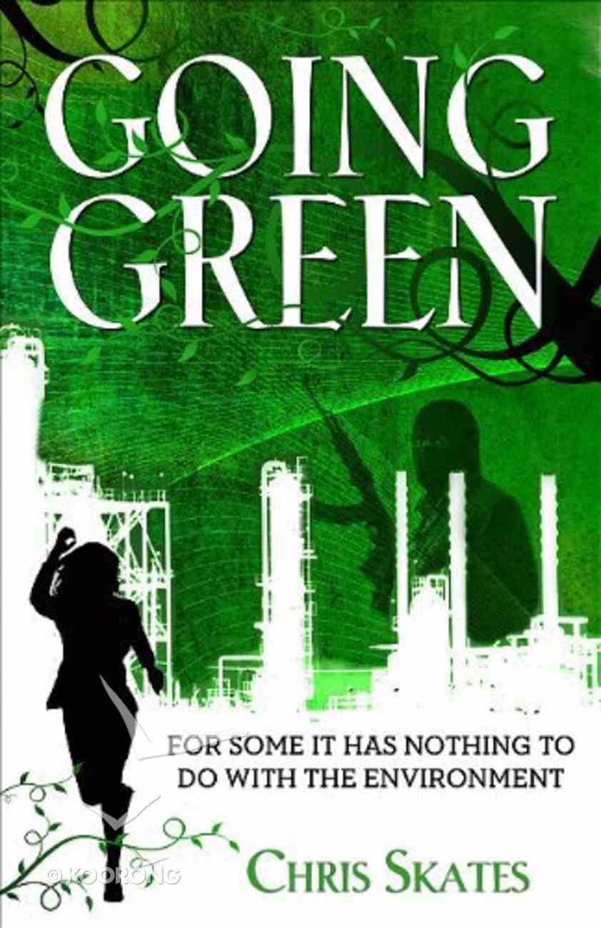 Going Green Paperback