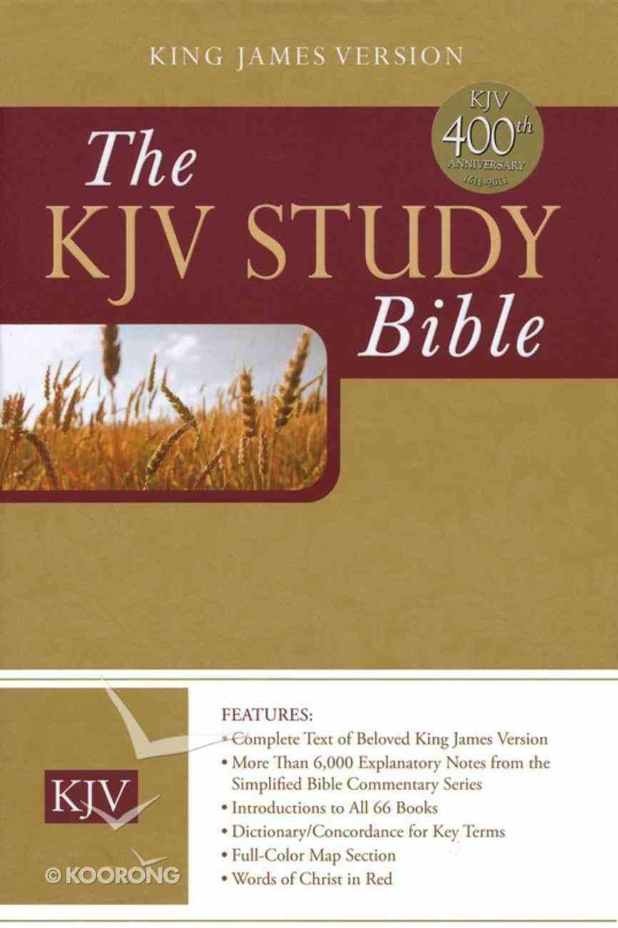 KJV Today's KJV Study Bible Bonded Leather