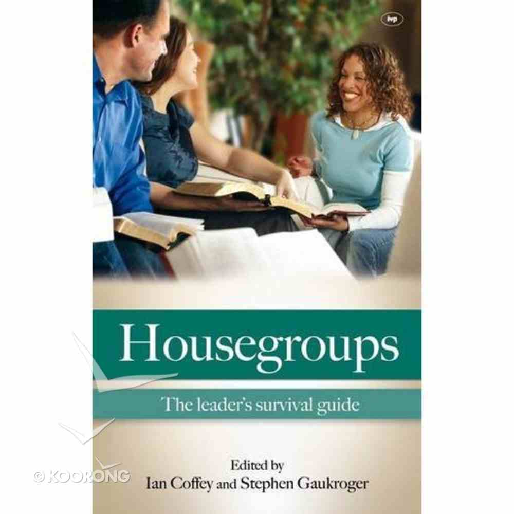 Housegroups Paperback