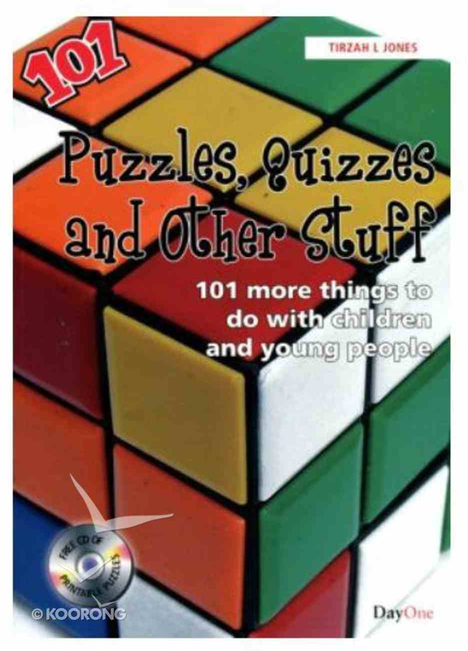 Puzzles, Quizzes and Other Stuff Paperback