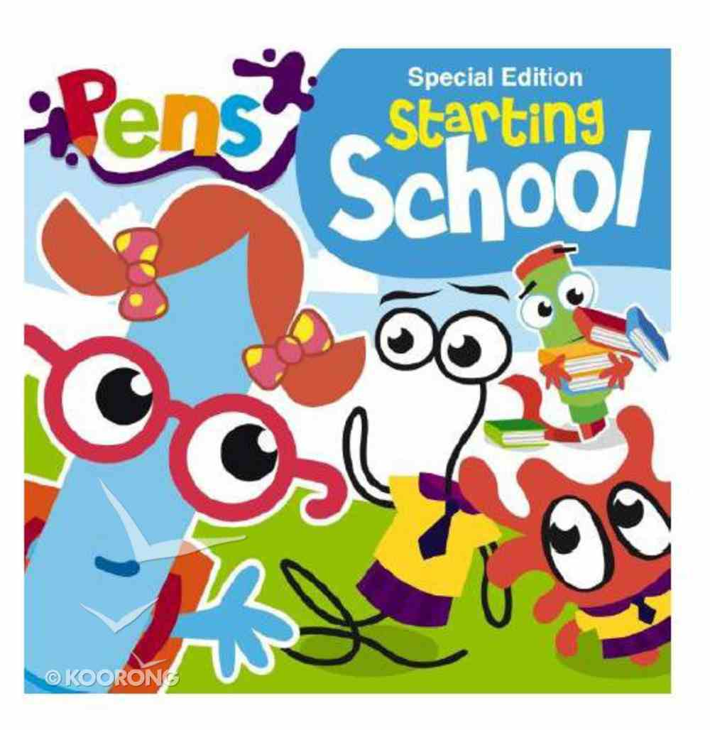 Starting School (Pens Daily Devotions For Small People Series) Paperback