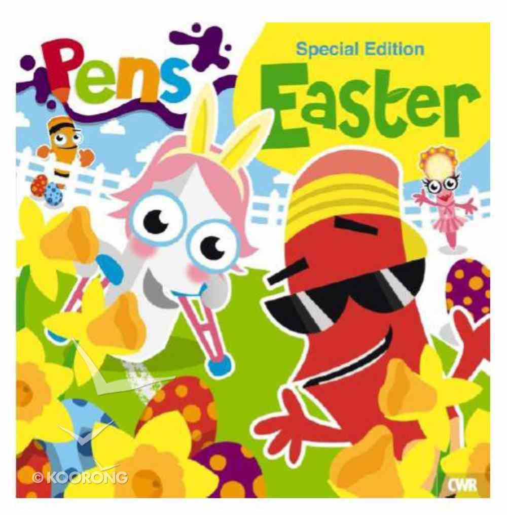 Special Edition Easter (Mini Book) (Pens Daily Devotions For Small People Series) Paperback