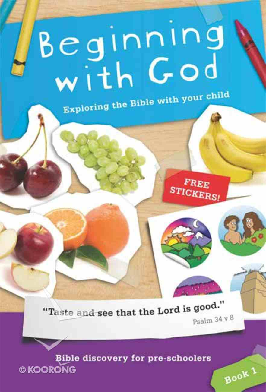 Beginning With God Book 1 Paperback