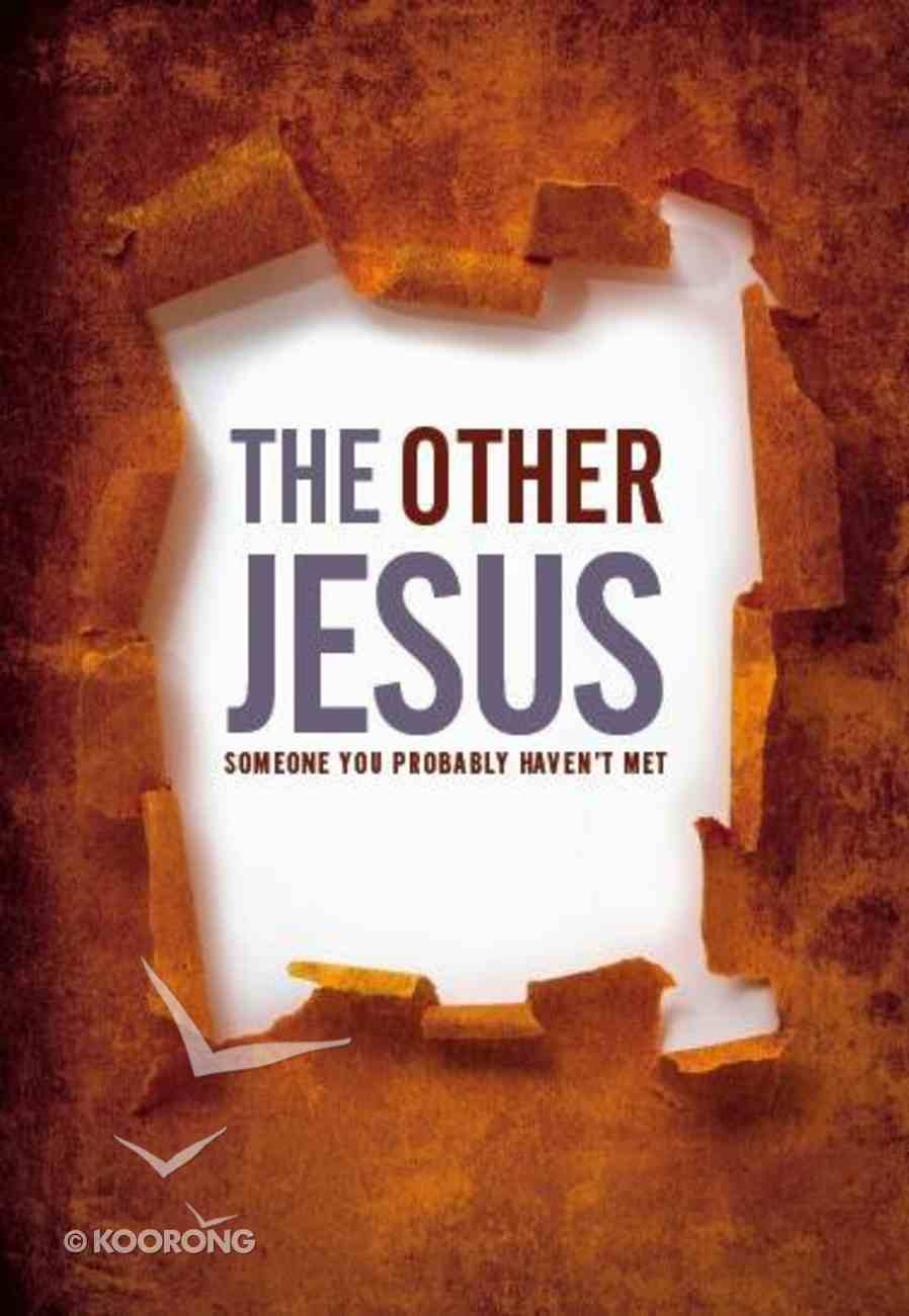 The Other Jesus Booklet