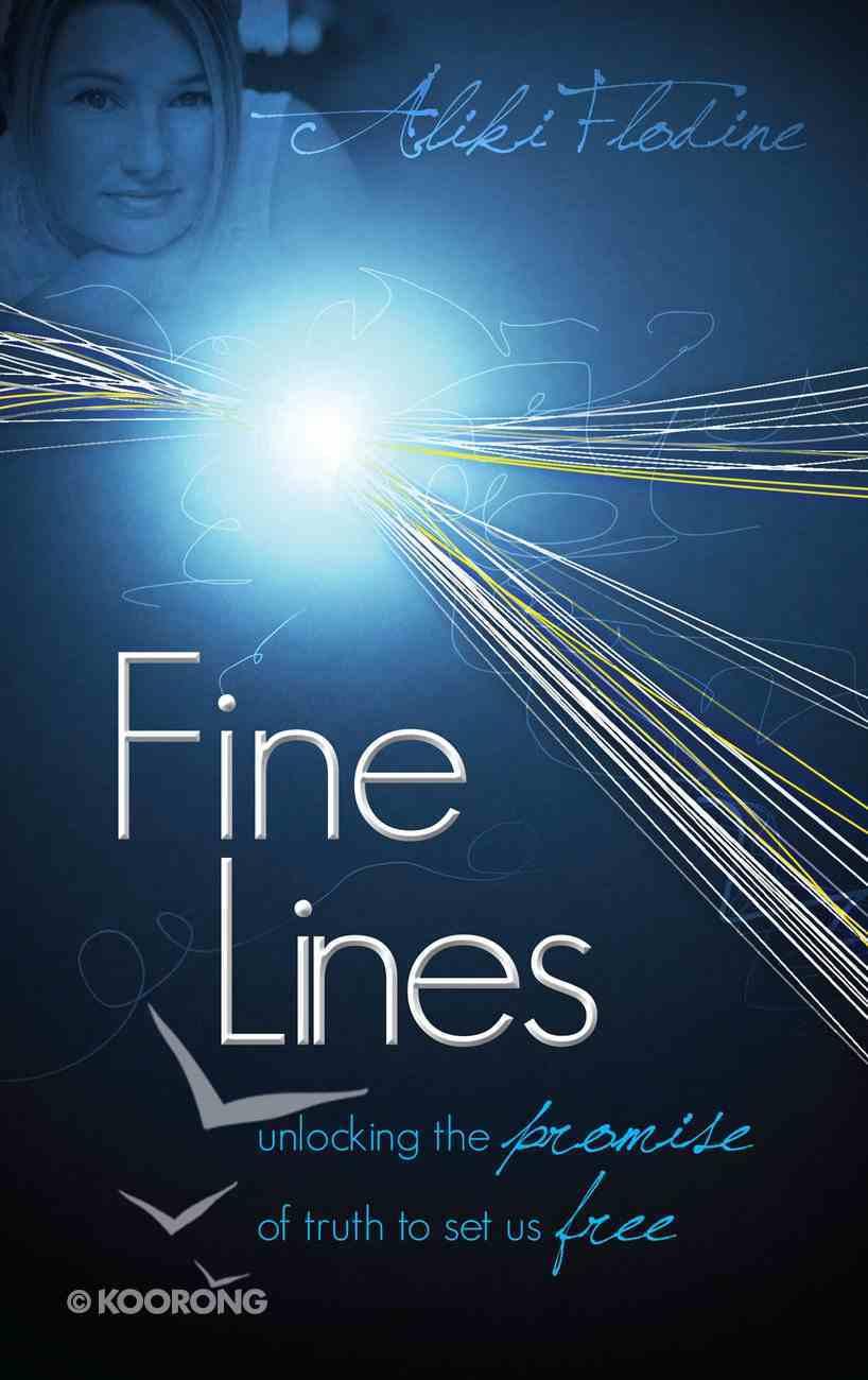 Fine Lines Paperback