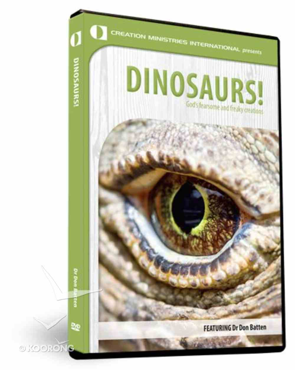 Dinosaurs!: God's Fearsome and Freaky Creations (2010 Usa Supercamp Series) DVD