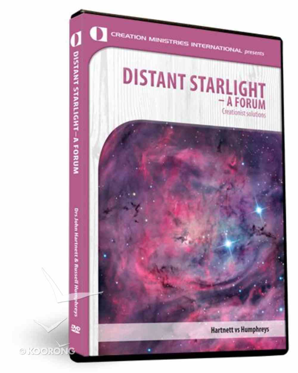 Distant Starlight - a Forum (2010 Usa Supercamp Series) DVD