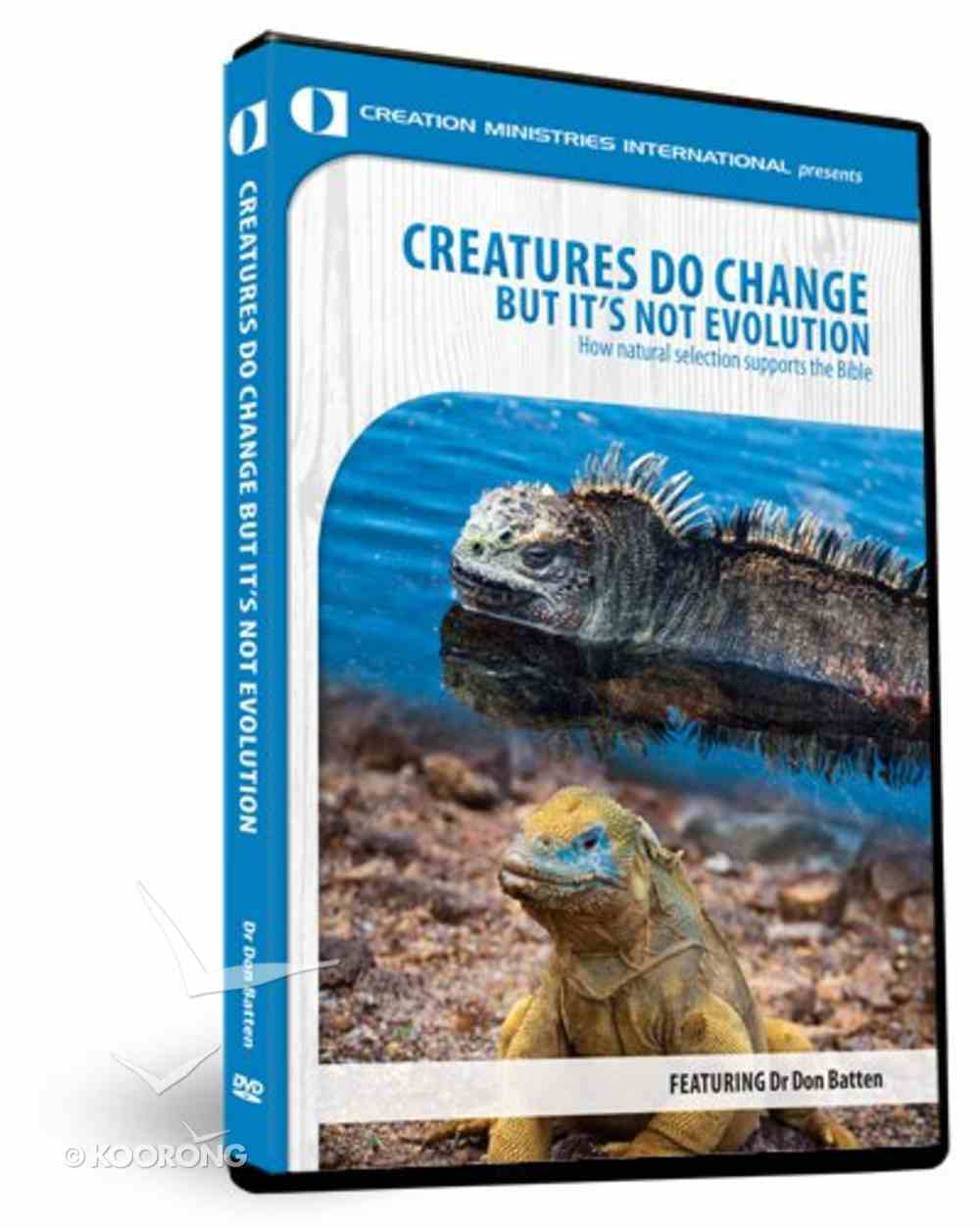 Creatures Do Change But It's Not Evolution (2010 Usa Supercamp Series) DVD