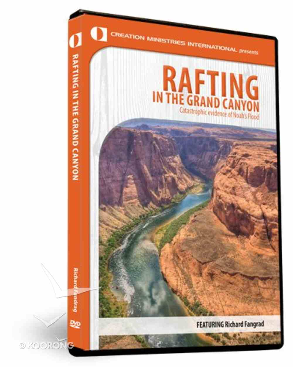 Rafting in the Grand Canyon (2010 Usa Supercamp Series) DVD