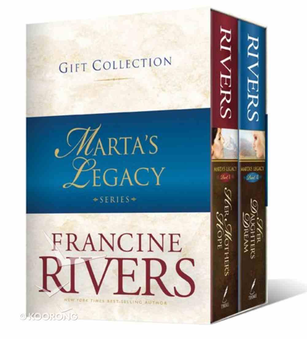 Boxed Set (Marta's Legacy Series) Hardback