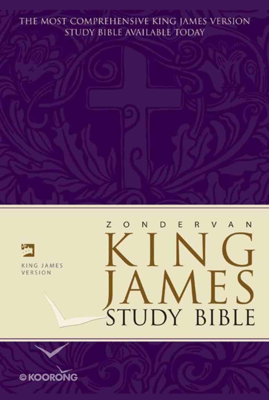 KJV Study (Red Letter Edition) Hardback