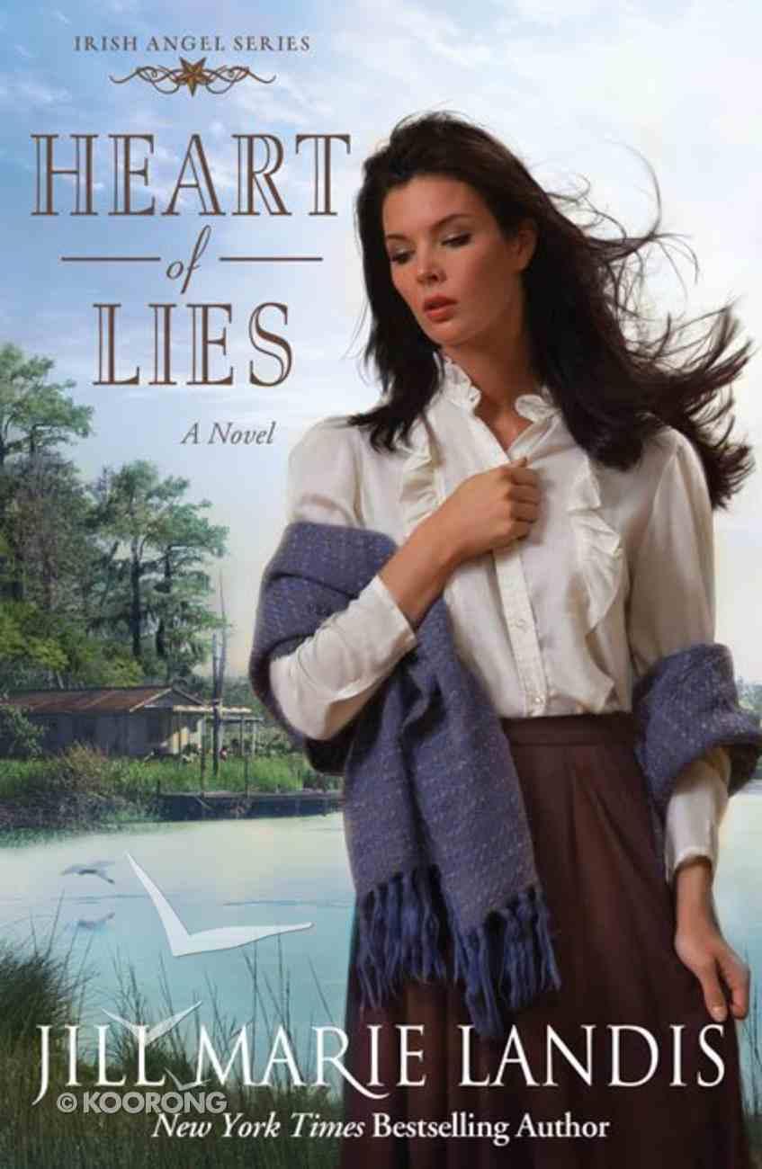 Heart of Lies (#02 in Irish Angel Series) Paperback