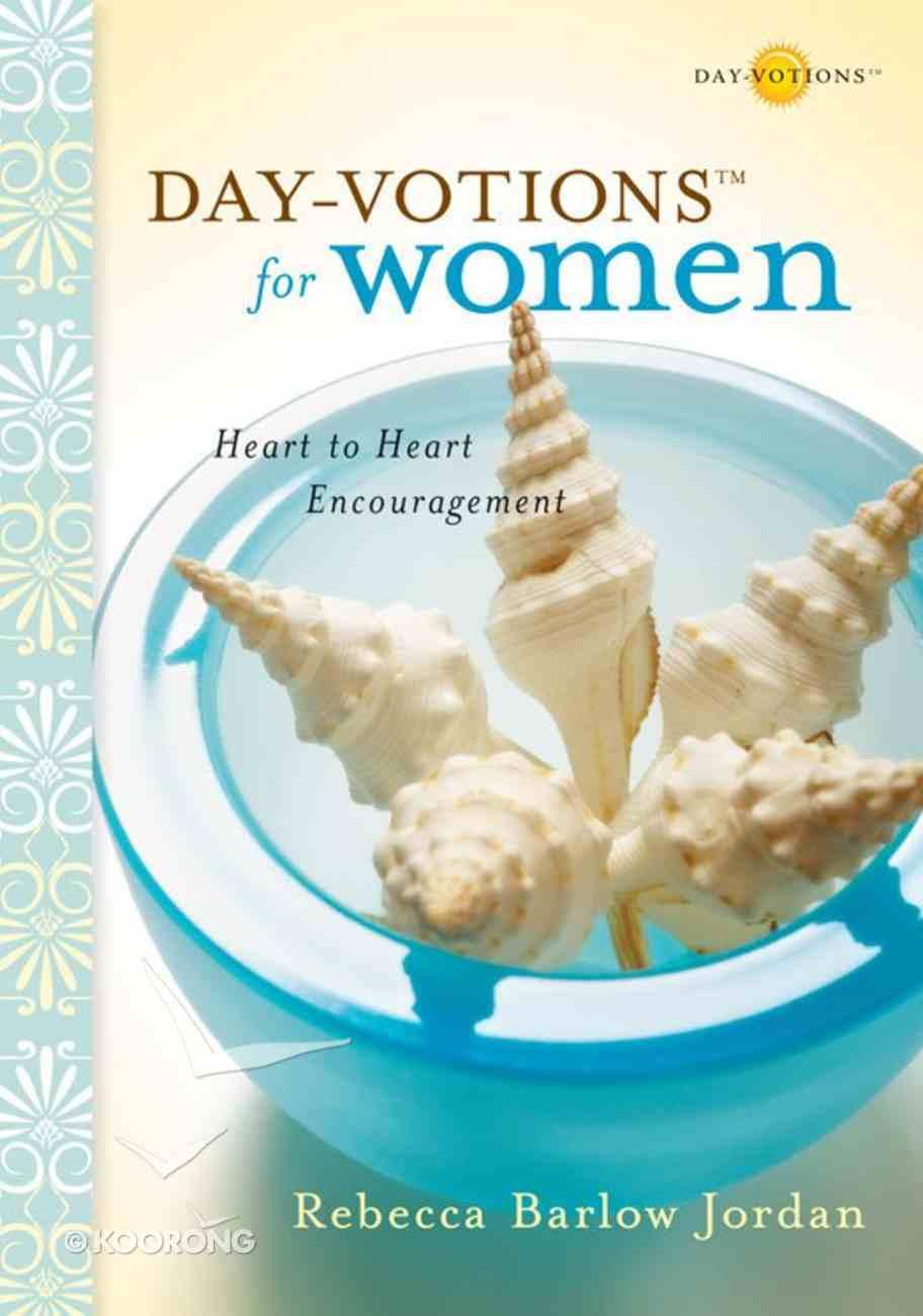 Day-Votions For Women Hardback