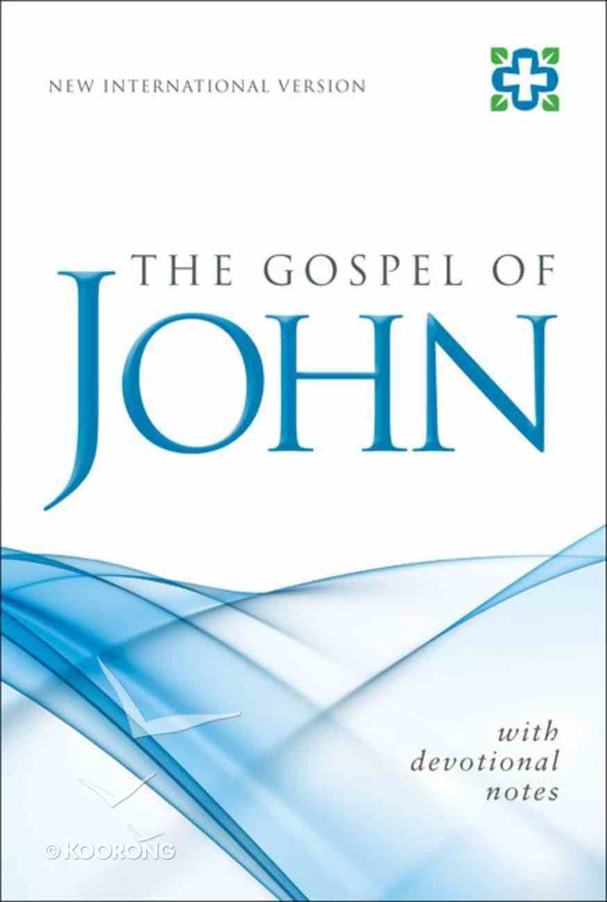 NIV Gospel of John (10 Pack) Booklet