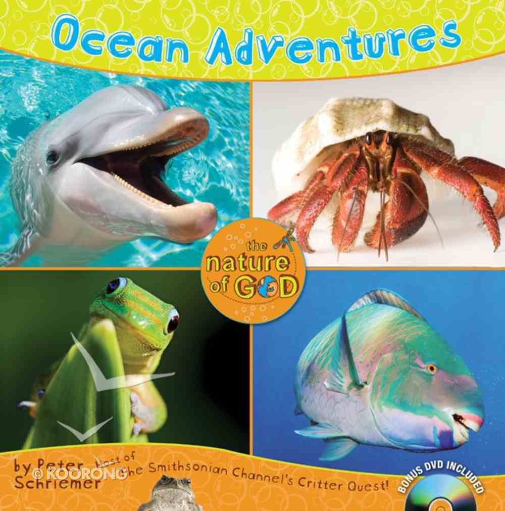 Ocean Adventures (Nature Of God Series) Hardback