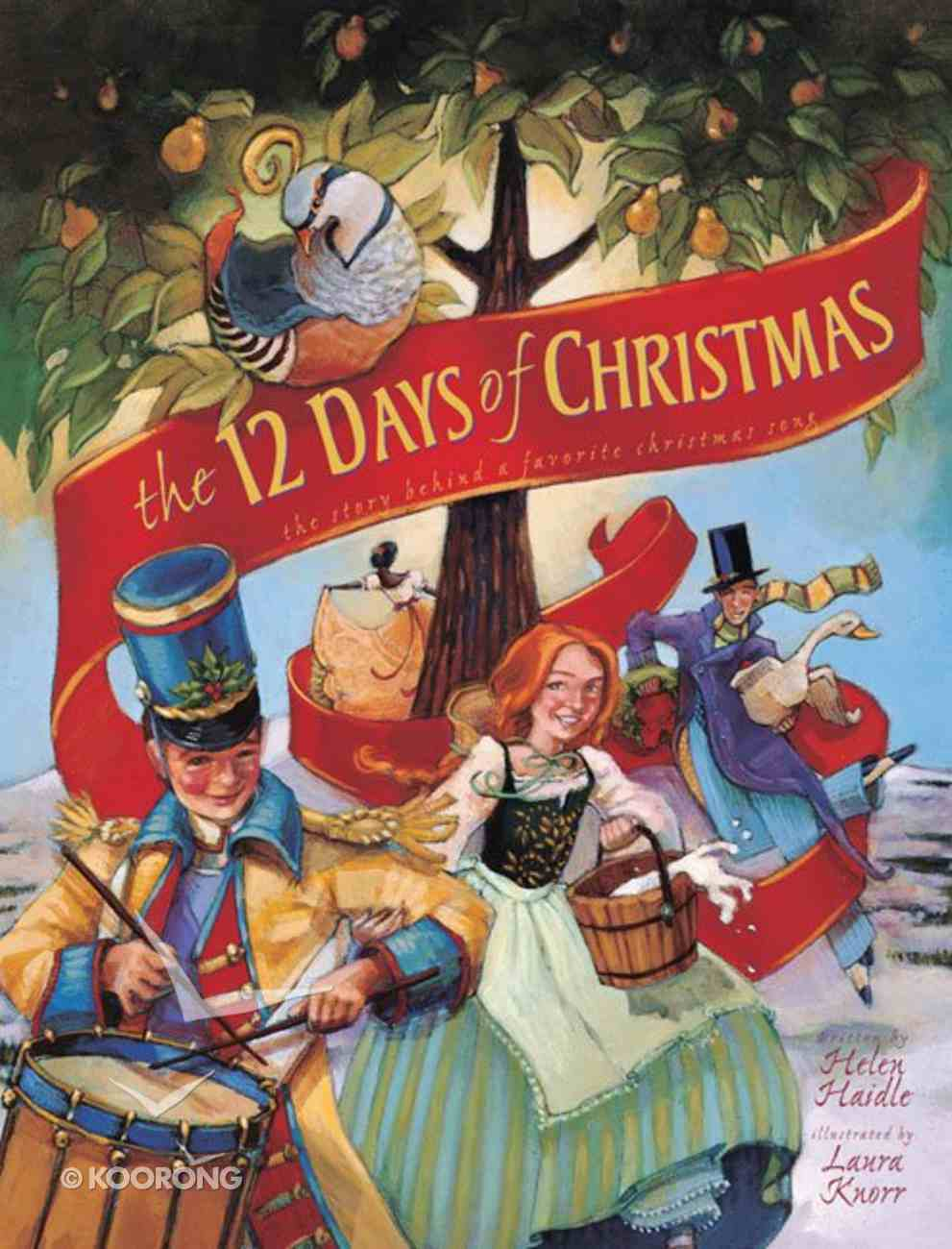 The 12 Days of Christmas Paperback