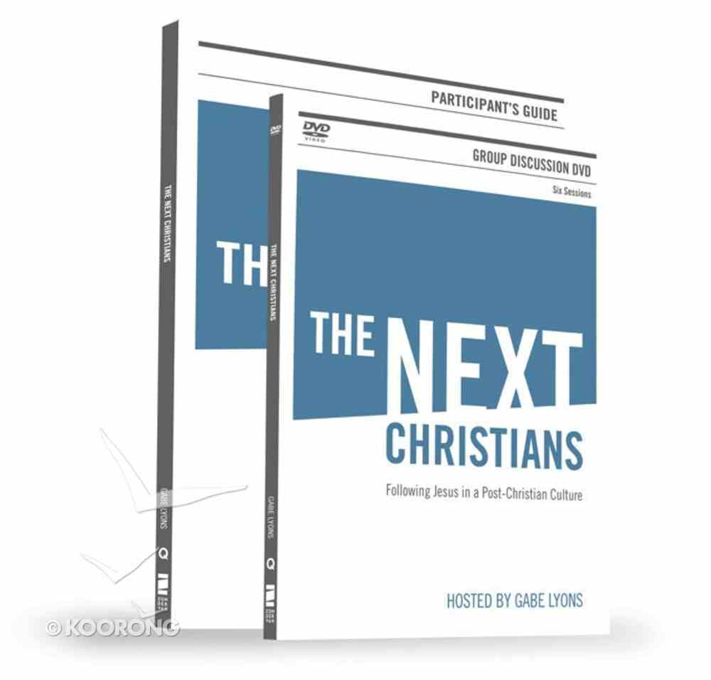 Next Christians, the Pack (Participant's Guide/dvd) Pack