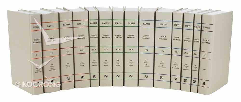 Church Dogmatics (14 Vol Set) Hardback