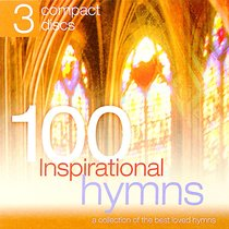 Album Image for 100 Inspirational Hymns (Abridged Versions) (3 Cds) - DISC 1