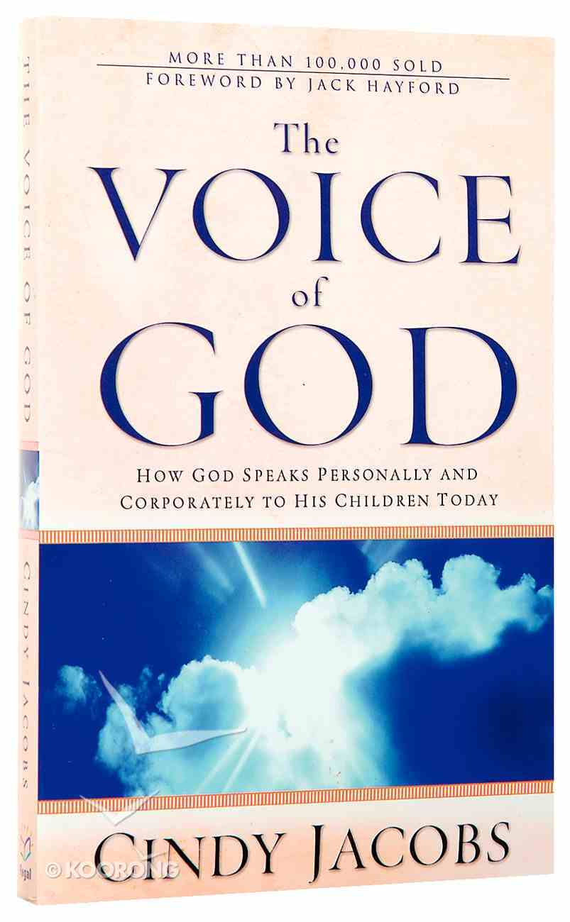 The Voice of God Paperback