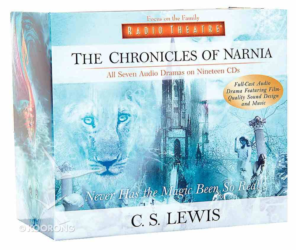 The Narnia Set: Chronicles of Narnia (Chronicles Of Narnia Audio Series) Pack