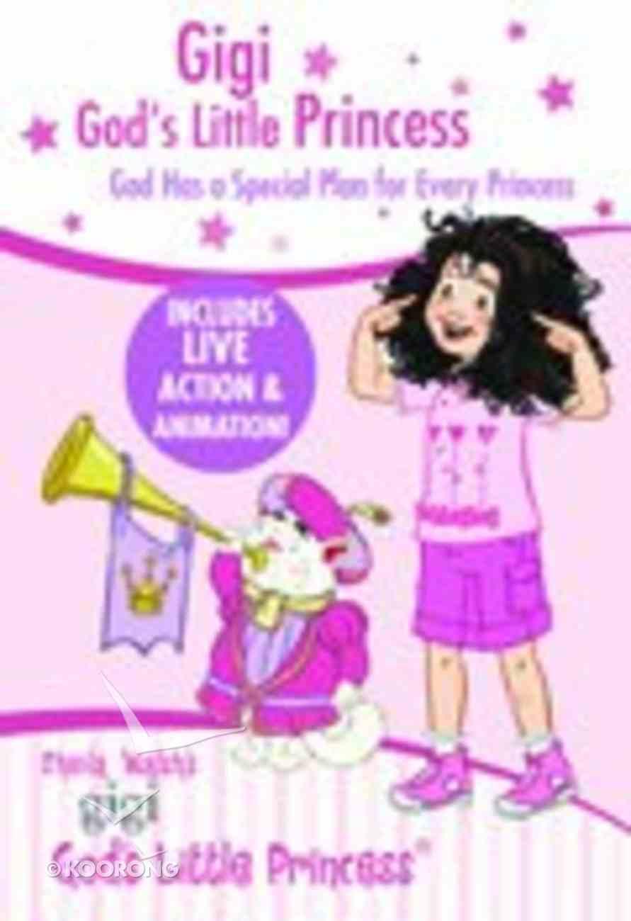 God Has a Special Plan For Every Princess (Gigi, God's Little Princess Series) DVD