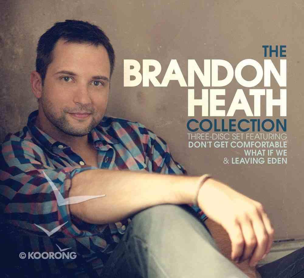 Brandon Heath Collection Triple CD Box Set CD