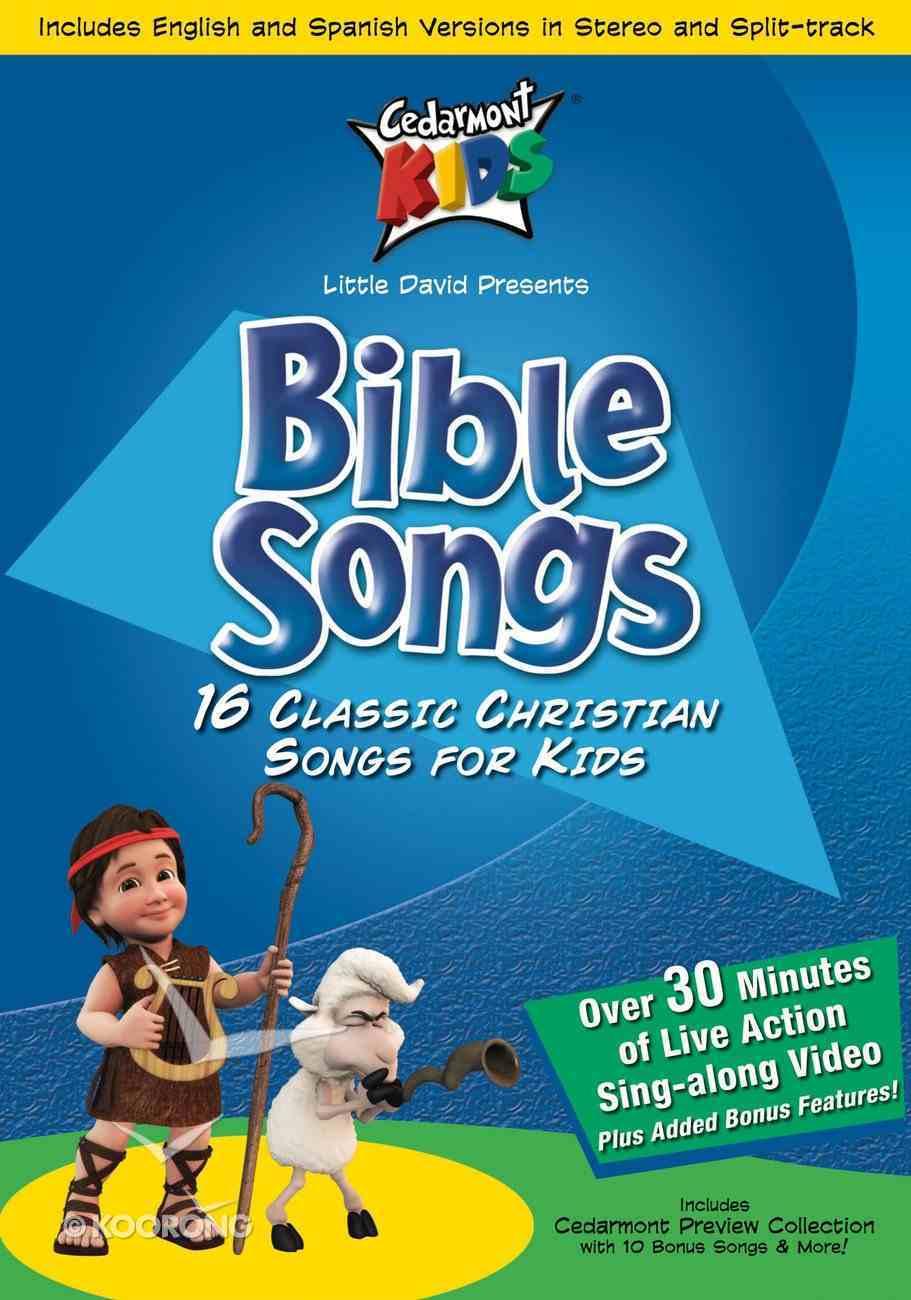 Bible Songs (Kids Classics Series) DVD