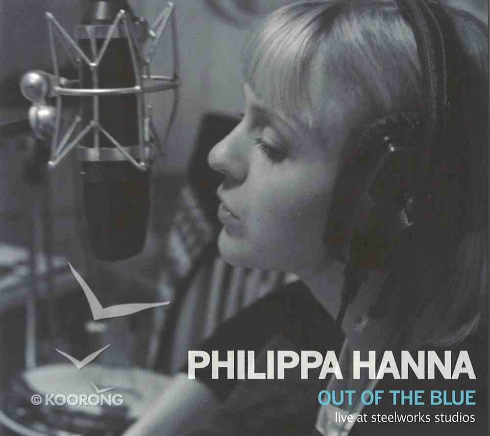Out of the Blue Ep CD