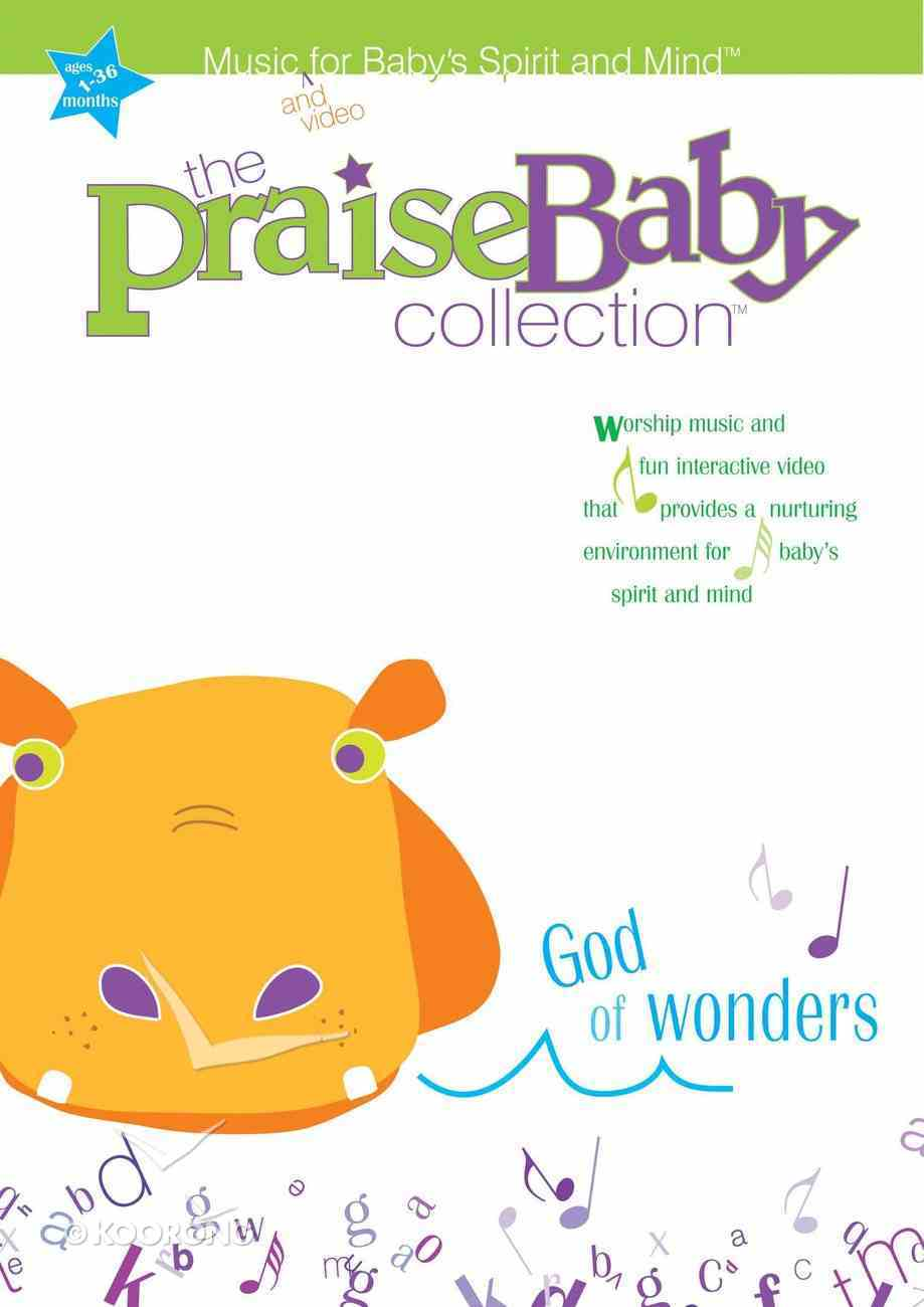 God of Wonders (Praise Baby Collection Series) DVD