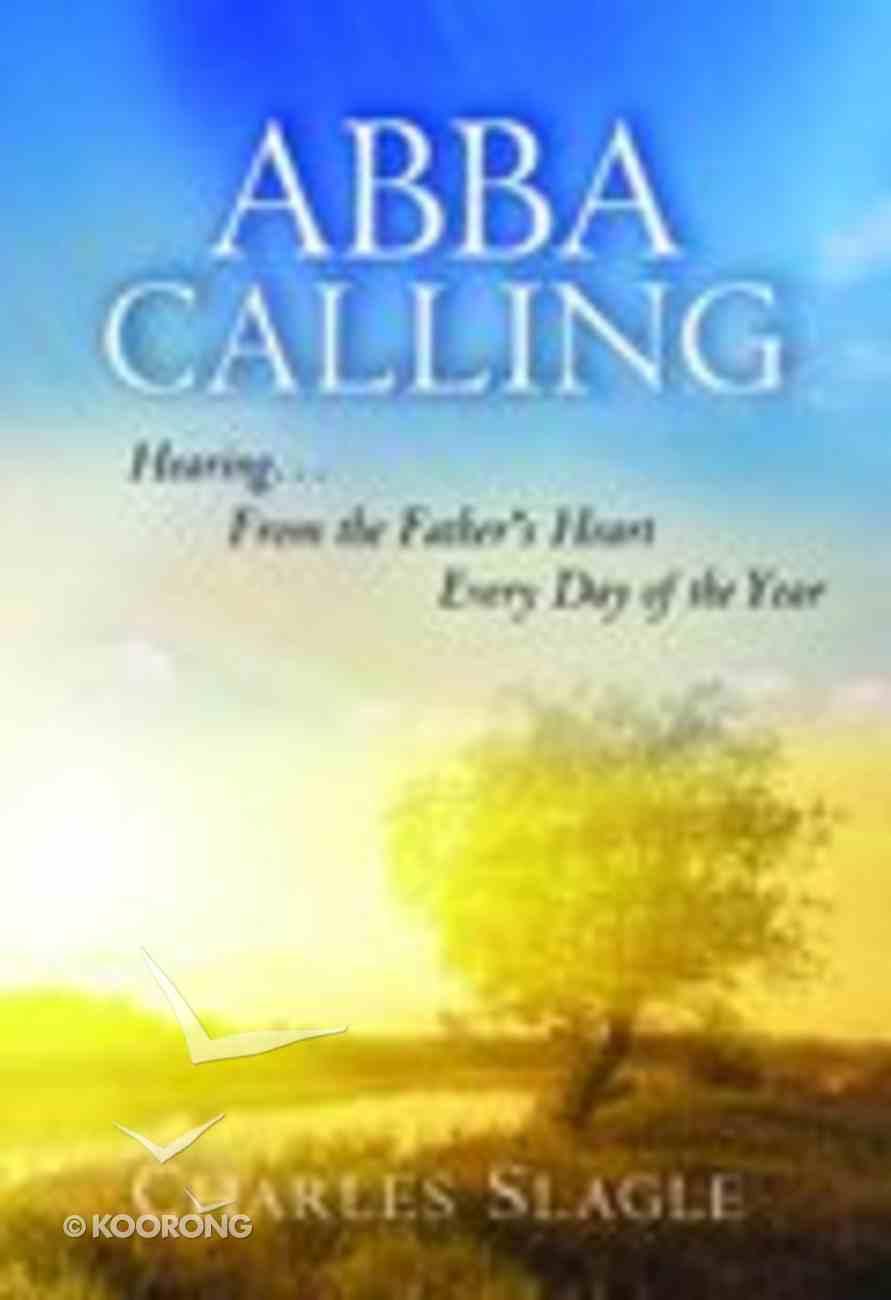 Abba Calling Hardback