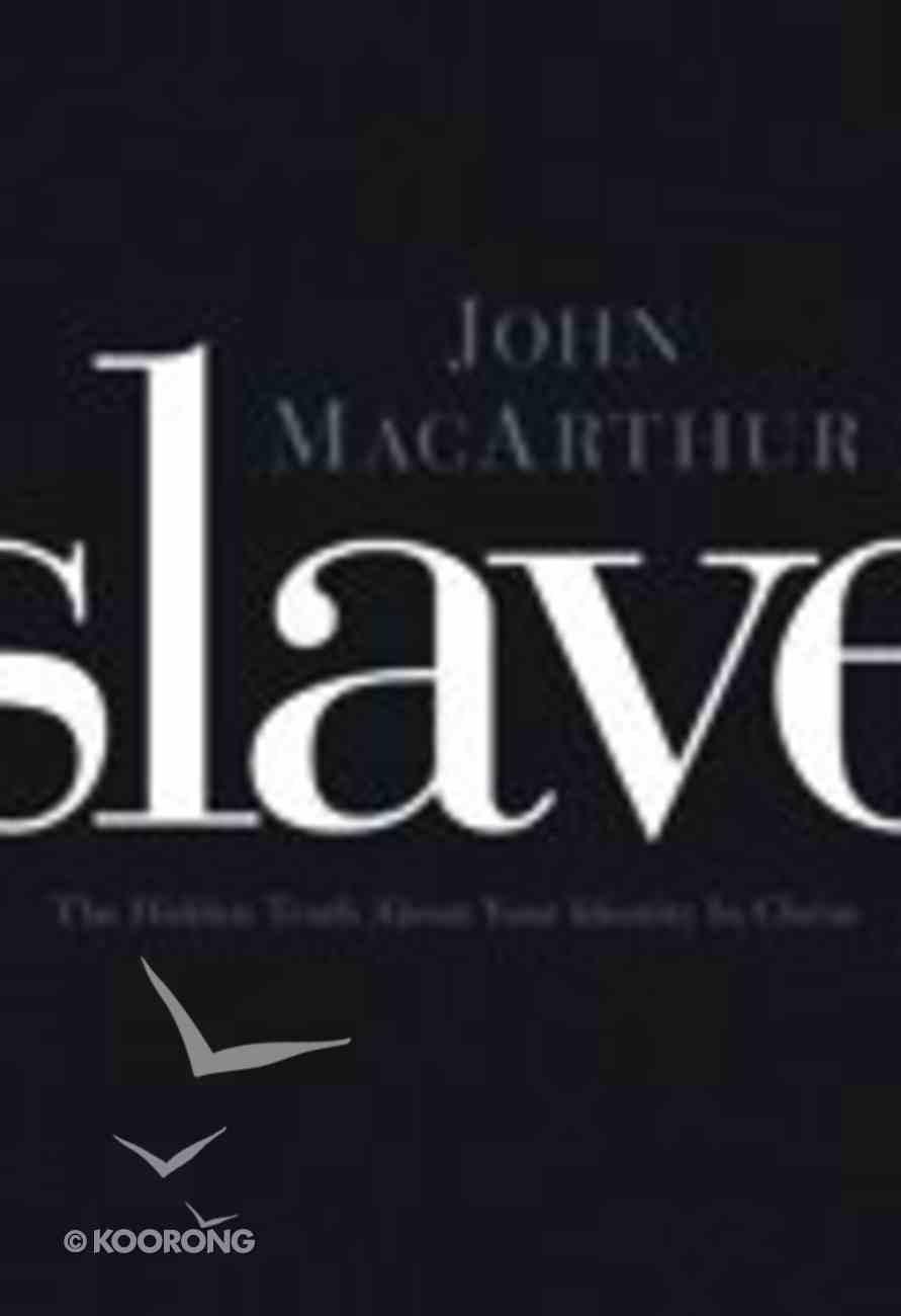 Slave Paperback