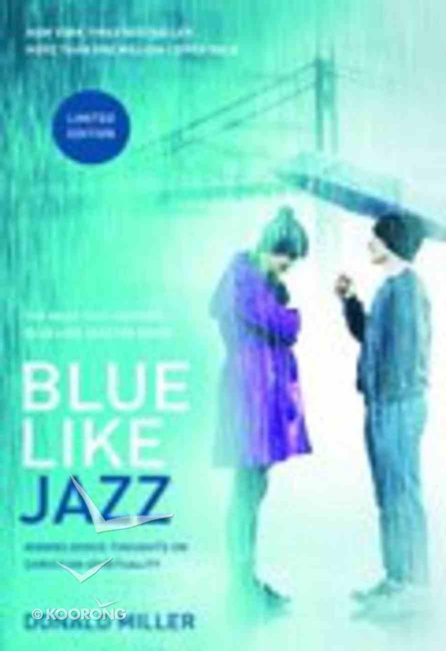 Blue Like Jazz (Limited Movie Edition) Paperback
