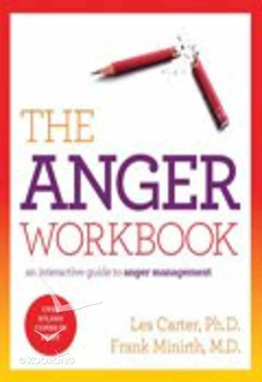 The Anger Workbook Paperback