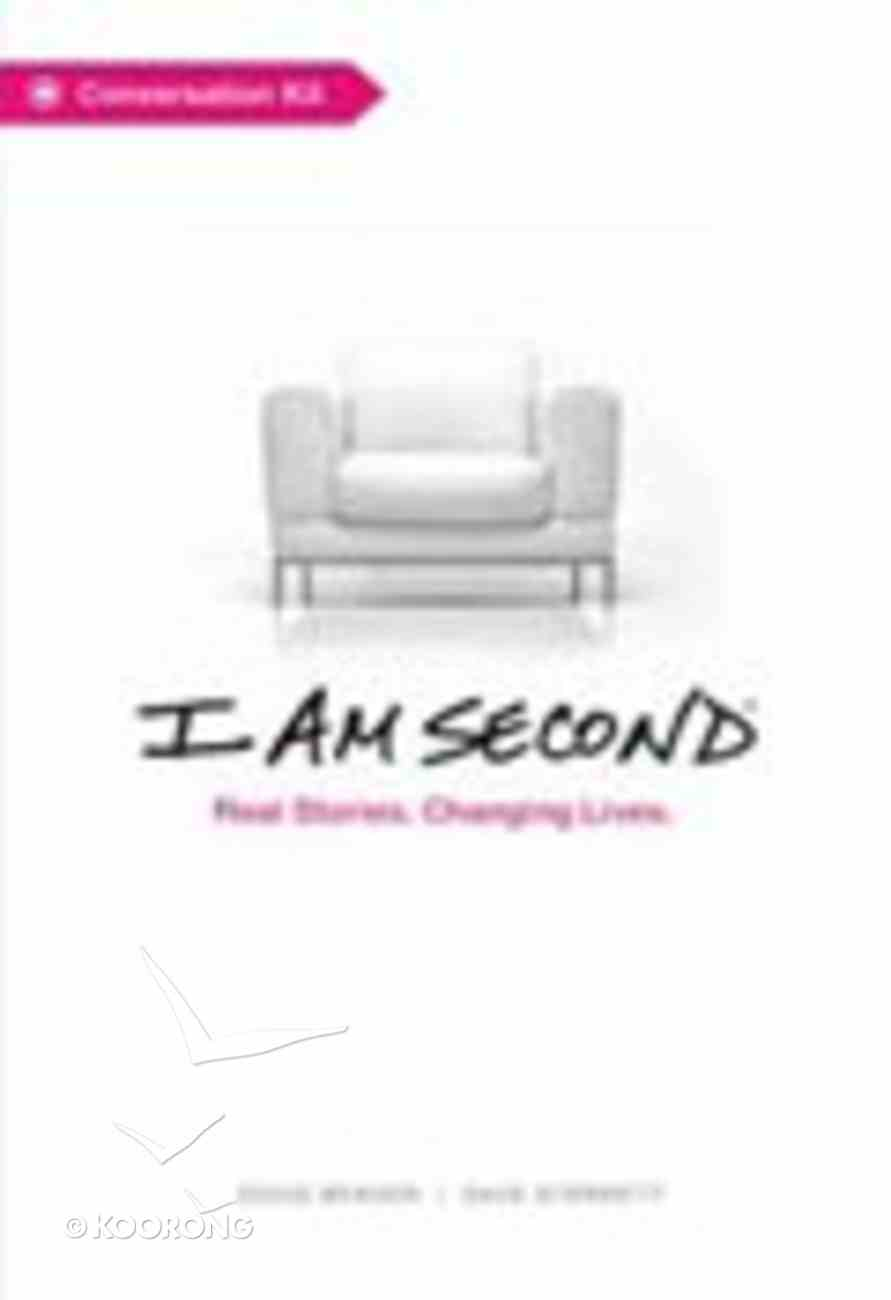 I Am Second:   Real Stories. Changing Lives. (Kit, 90 Min Dvd) Pack