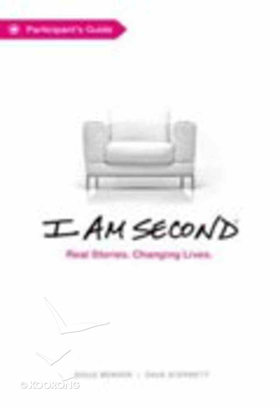 I Am Second: Real Stories. Changing Lives. (Conversation Guide) Paperback