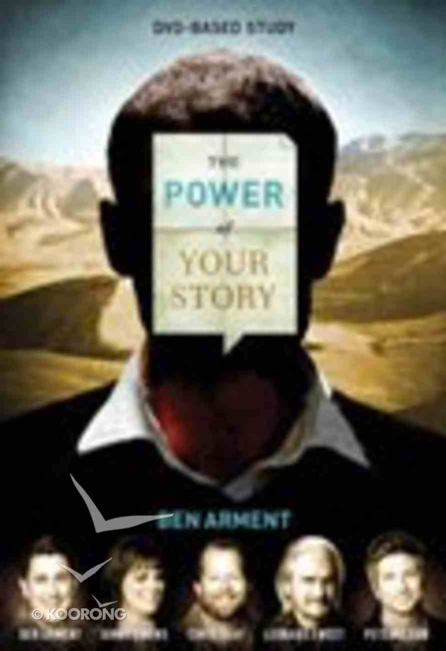 The Power of Your Story: DVD, Conversation Guide, Leader's Guide (Pack) Pack