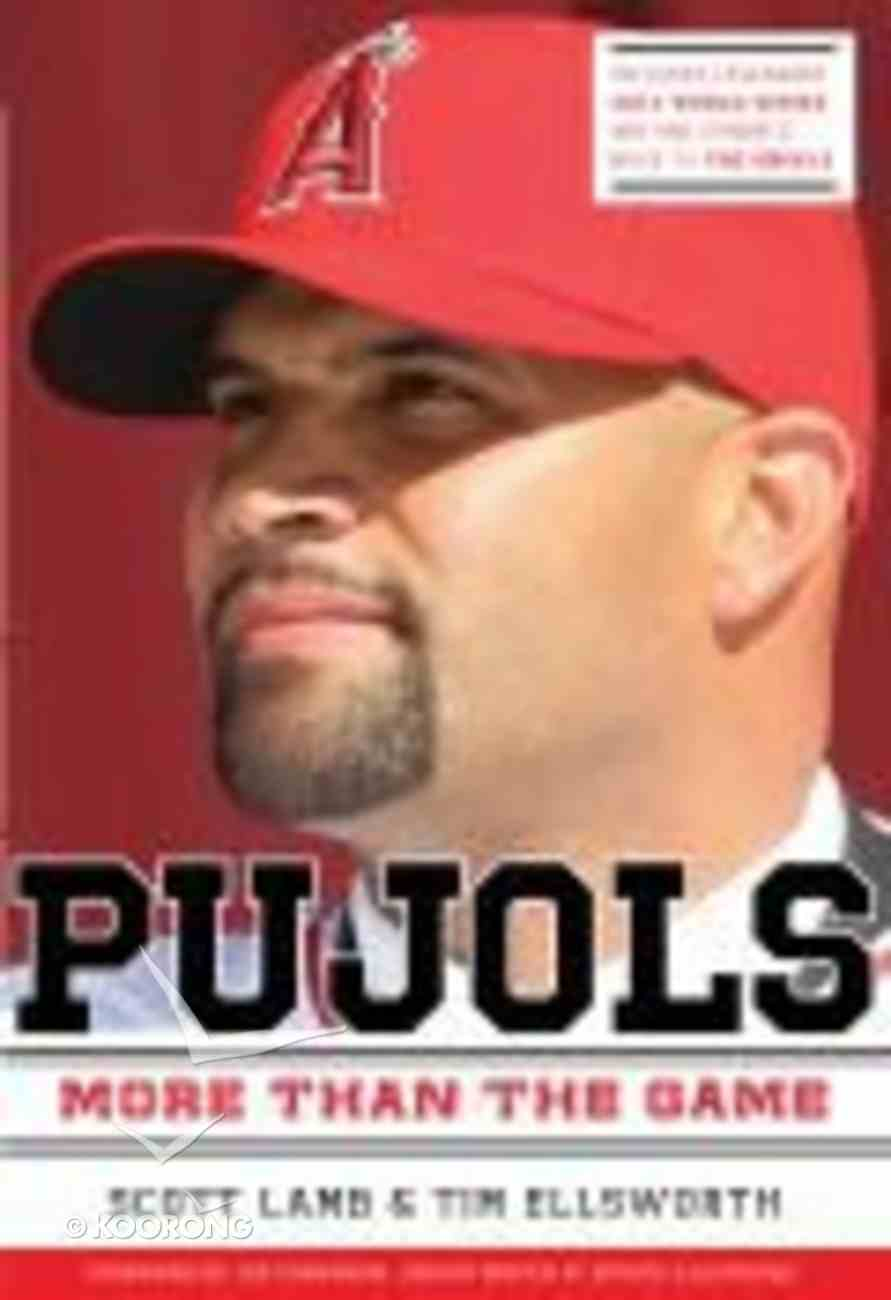 Pujols (And Update) Paperback