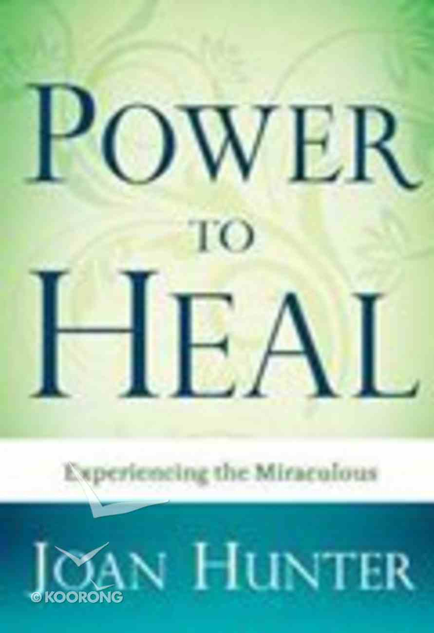 Power to Heal Paperback