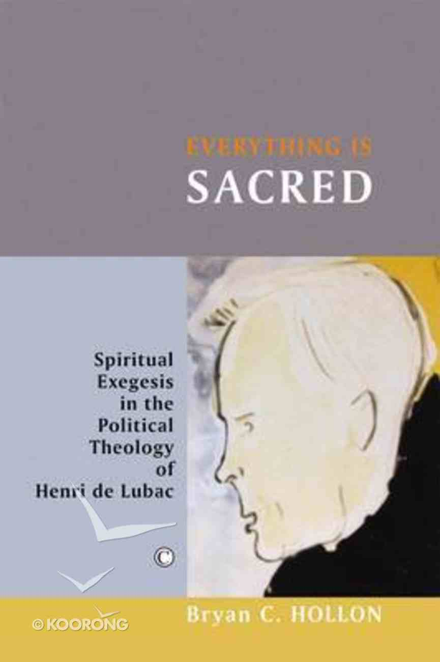 Everything is Sacred Paperback