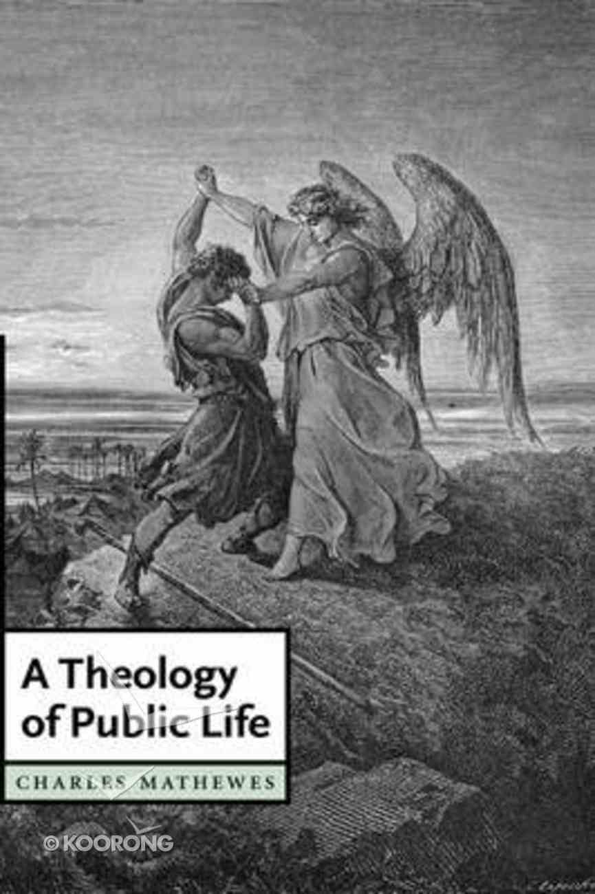 A Theology of Public Life Paperback