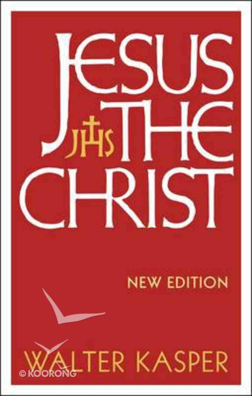 Jesus the Christ (New Edition) Paperback