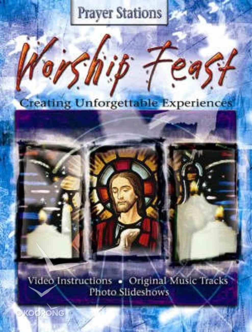 Worship Feast: Prayer Stations (Cd) CD