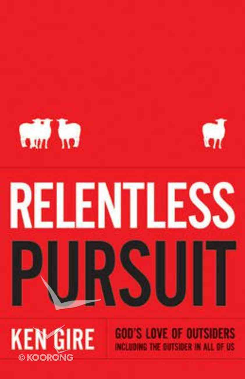 Relentless Pursuit Paperback