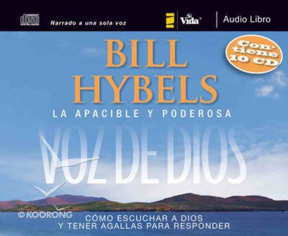 La Apacible Y Poderosa Voz De Dios (Spanish) (The Power Of A Whisper) CD