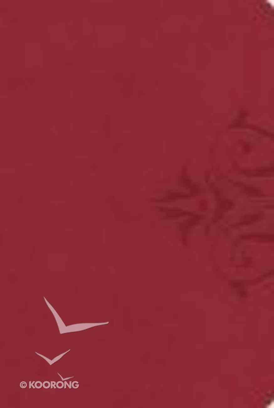 NKJV Lucado Life Lessons Study Burgundy Imitation Leather
