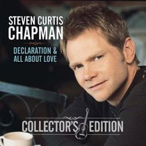 Album Image for Collectors Ed: Declaration & All Above Love Double CD - DISC 1